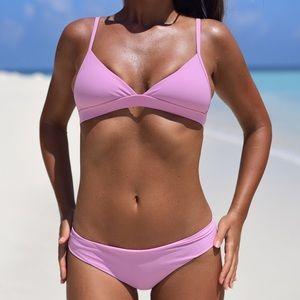 kulani kinis Swim - Kulani Kinis Bikini - Blush